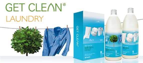 Green Living - Cleaning and Laundry Products