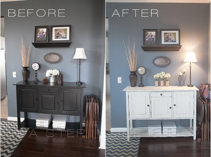 I Used This Tutorial From I Heart Naptime For Making Chalk Paint.. While  Iu0027ve Heard Amazing Things About Annie Sloan Chalk Paint, Itu0027s A Bit Pricey.