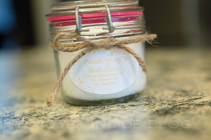 Stress Away Bath Salts