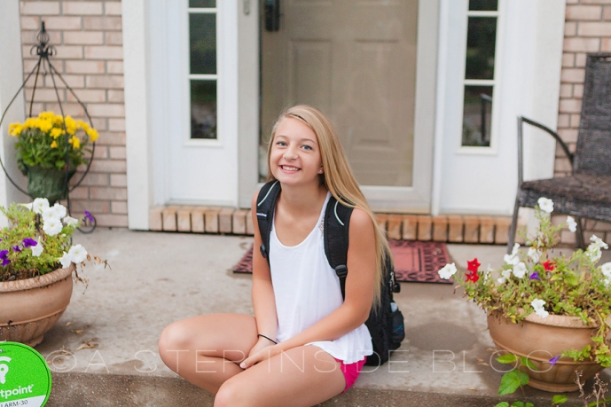 1st day of Freshman Year HS 3