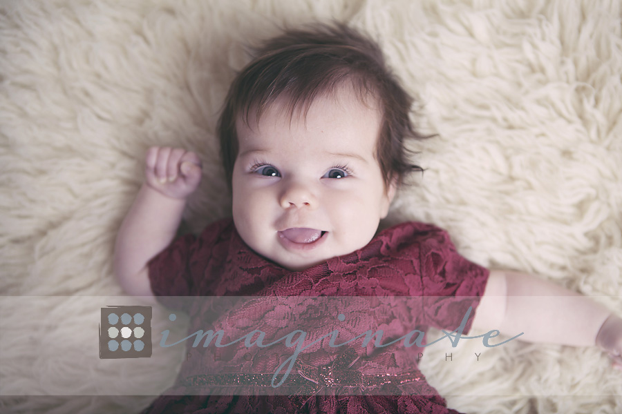 3 month old baby Addison 3