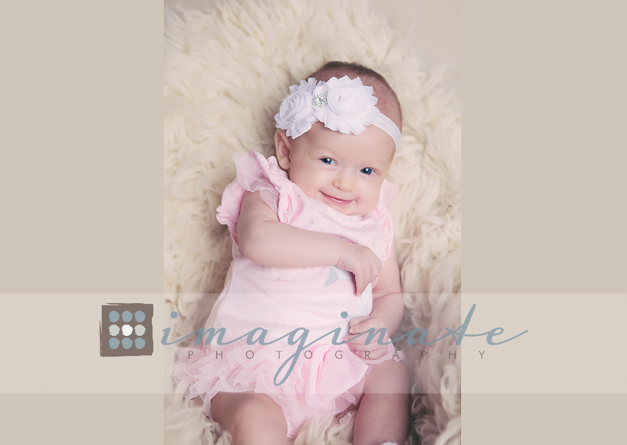 3 month old baby Andi 5