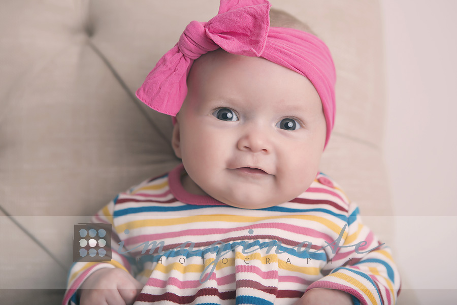 b12fa66797d2 3 Month Old Baby Girl Ainsley I Baby s First Year ...