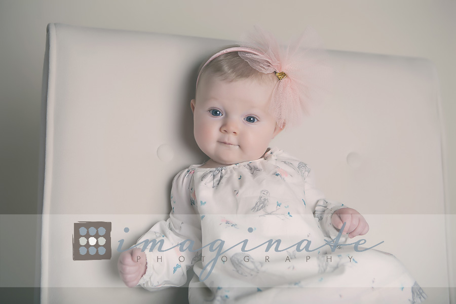 6 Month Old Baby Amelia H 2