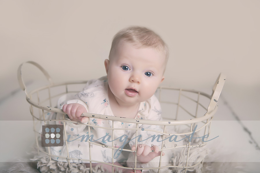 6 Month Old Baby Amelia H 6
