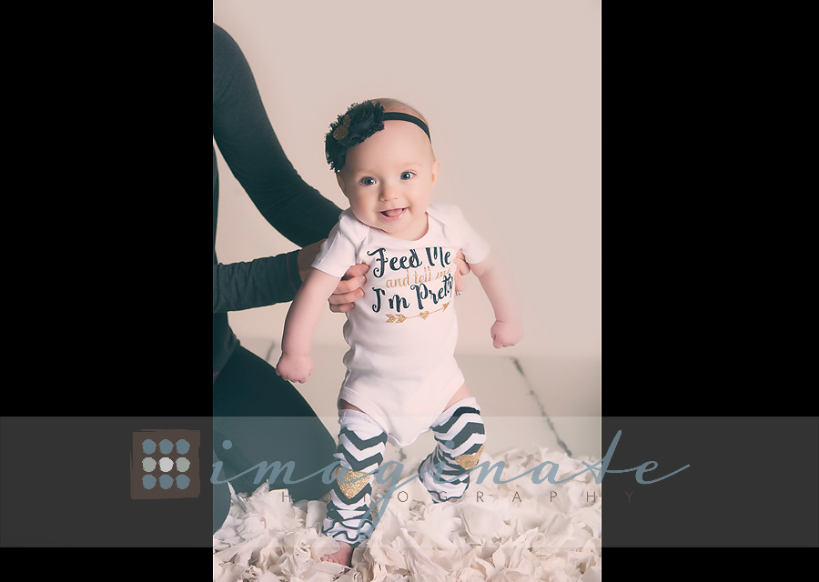 6 Month Old Baby Greta H 2