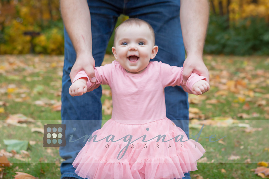6 month baby Norah J 3