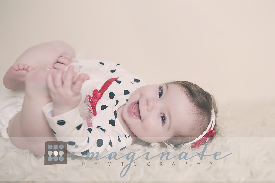6 month old baby Addison 3