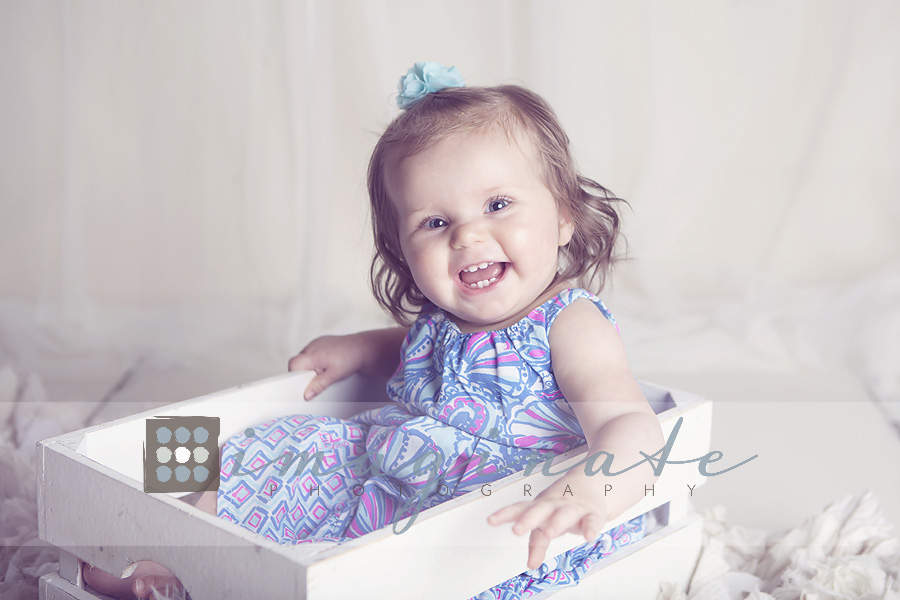 9 month old baby Carly H 2