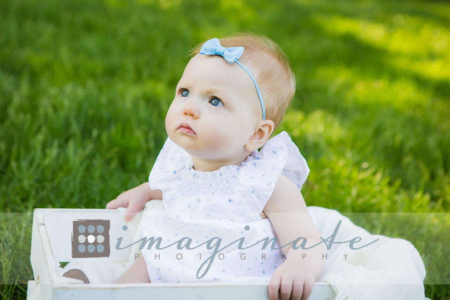 9 Month Old Baby Lulu Baby S First Year Collection
