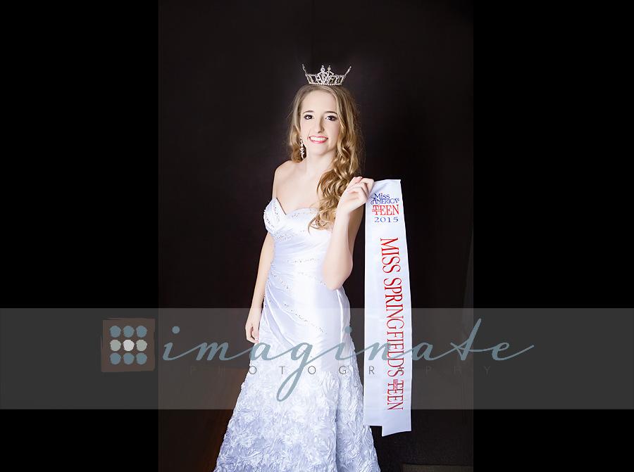 Miss Springfield Teen 2015