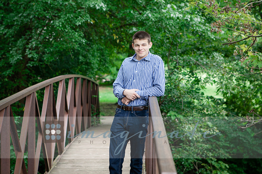 Normal Community HS Senior Spencer 4