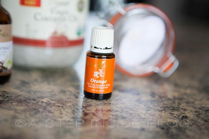 orange creamsicle sugar face scrub young living essential oil 3
