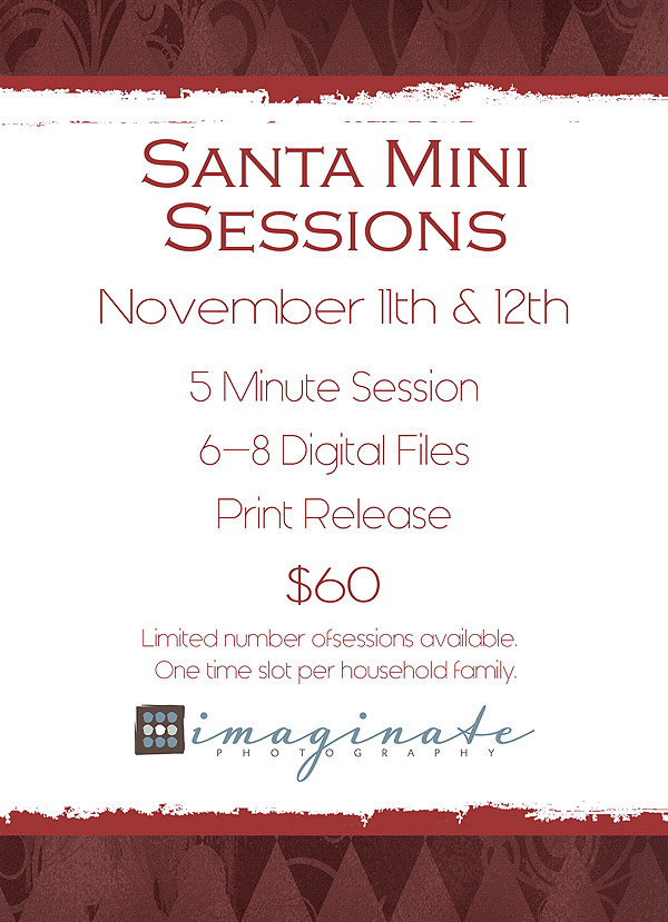 2016 Santa Mini Sessions